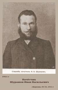 02-59_1911 г. Начётчик Шурашов Иван Васильевич