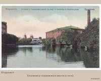 04-42. Гуслянка у Хлудовсого моста (с юга)